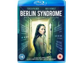 Berlin Syndrome (Blu-ray) (DVD)