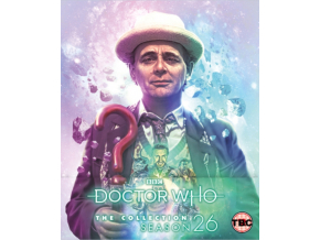 Doctor Who - The Collection - Season 26 - Limited Edition Packaging Blu-Ray