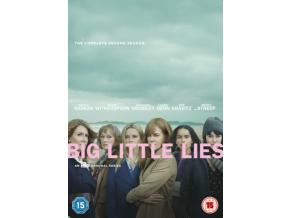 Big Little Lies: Season 2 [2019] (DVD)