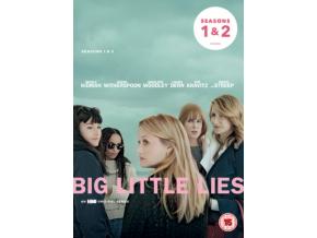 Big Little Lies: Seasons 1-2 [2019] (DVD)