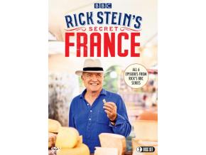 Rick Stein's Secret France (DVD)