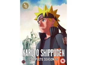 Naruto Shippuden Complete Season 10 Set (Episodes 459-500) (DVD)