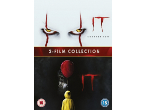 IT Chapter 1 and 2  [2019] (DVD)