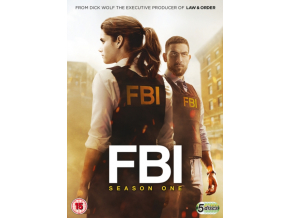 FBI: Season 1 Set (DVD)
