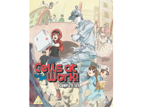Cells At Work Collection BLU-RAY
