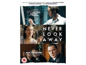 Never Look Away (Blu-Ray) (DVD)