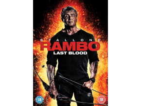 Rambo: Last Blood (2019) (DVD)