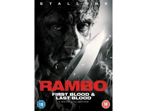 Rambo: First Blood & Last Blood (DVD)