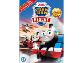 Thomas & Friends - Steam Team to the Rescue (DVD)
