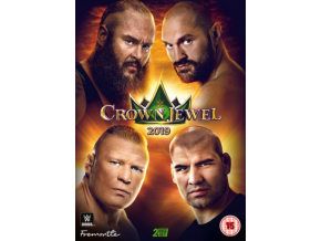 WWE: Crown Jewel 2019 (DVD)