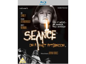 Seance on a Wet Afternoon Blu-Ray