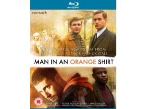 Man in an Orange Shirt Blu-Ray (DVD)