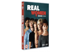 Real Women: Complete Series 1 & 2 [BBC] [DVD]