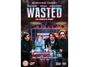 Wasted - The Complete Series (DVD)