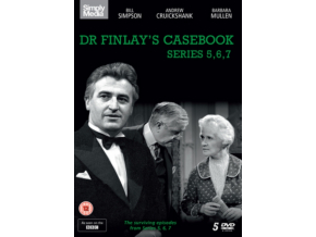 Dr Finlay's Casebook Series 5 6 and 7 (DVD)