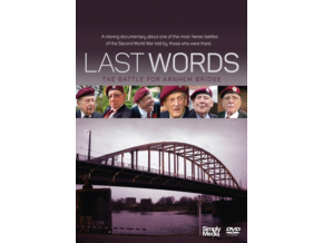 Last Words: The Battle for Arnhem Bridge (DVD)