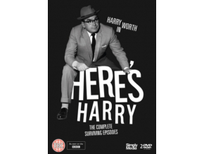 Here's Harry - The Complete Surviving Episodes (DVD)