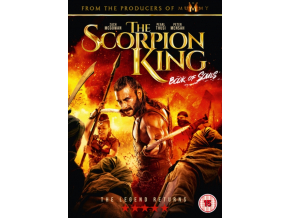 The Scorpion King: The Book of Souls (DVD)