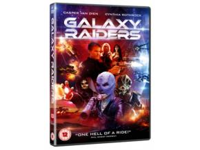 Galaxy Raiders [DVD]