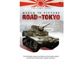 March To Victory: Road To Tokyo (Volume 1) (DVD)