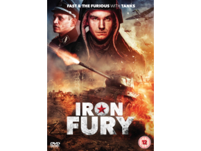 Iron Fury (T-34) (DVD)