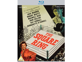 The Square Ring Blu-Ray