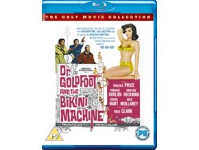 Dr Goldfoot and the Bikini Machine (Blu-ray)