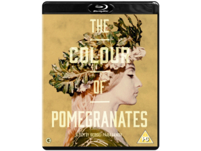 The Colour of Pomegranates (Standard Edition) [Blu-ray]