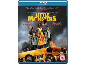Little Monsters Blu-Ray