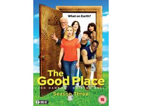 The Good Place: Season Three (DVD)