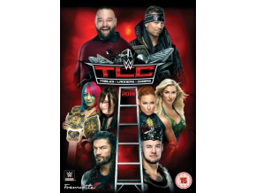 WWE: TLC: Tables/Ladders/Chairs 2019 (DVD)