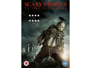 Scary Stories To Tell In The Dark (2019) (DVD)