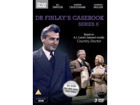 Dr Finlay's Casebook Series 8 [DVD]