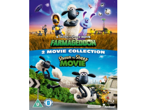 The Shaun the Sheep 2 Movie Collection (BluRay) (DVD)