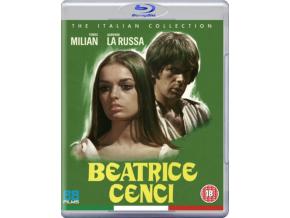 Beatrice Cenci [Blu-ray] (DVD)