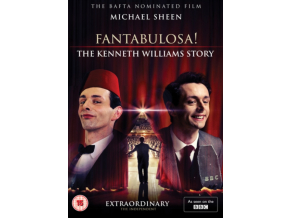 Fantabulosa - The Kenneth Williams Story (DVD)