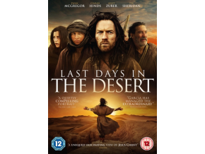 Last Days In The Desert [DVD] [2019]