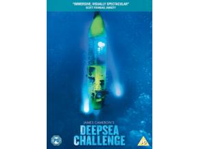 James Cameron's Deepsea Challenge [DVD] [2018]