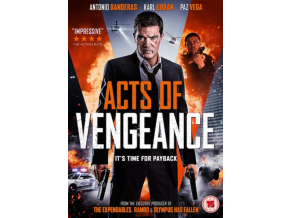 Acts of Vengeance [2018] (DVD)
