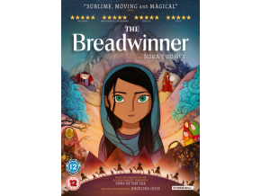 The Breadwinner (English + Irish language version) [DVD] [2018]
