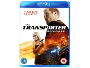 The Transporter Refuelled (Blu-ray)