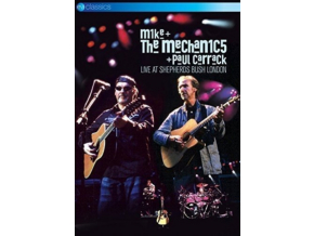Mike And The Mechanics - Live At Shepherds Bush (DVD)