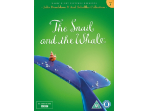 The Snail and the Whale [DVD] [2019]