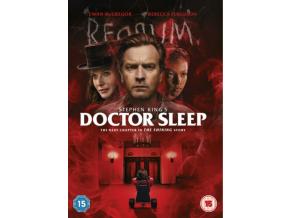 Stephen King's Doctor Sleep [DVD] [2019]