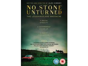 No Stone Unturned [DVD]