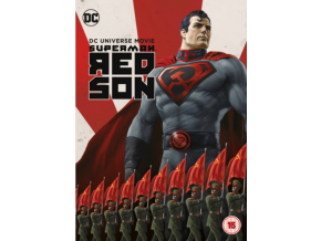 Superman: Red Son [DVD] [2019]