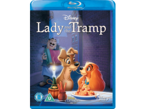 Lady And The Tramp (Diamond Edition) (Blu-Ray)