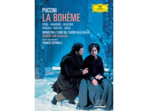 Puccini : La Boheme [Von Karajan] (Music DVD)