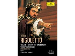 Verdi - Rigoletto (Various Artists) (DVD)