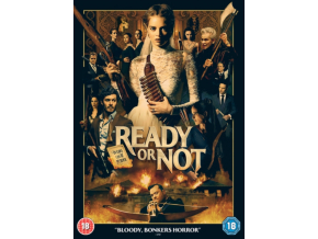 Ready or Not [DVD] [2019]